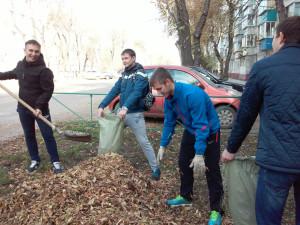 Чистый город 2015