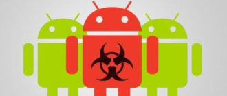 не убиваемый андроид вирус