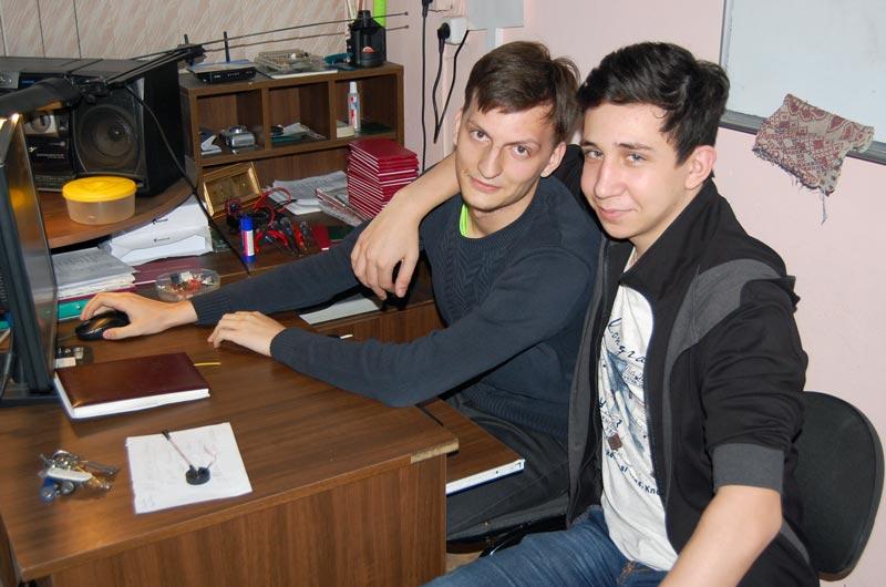 Андрей и Роман
