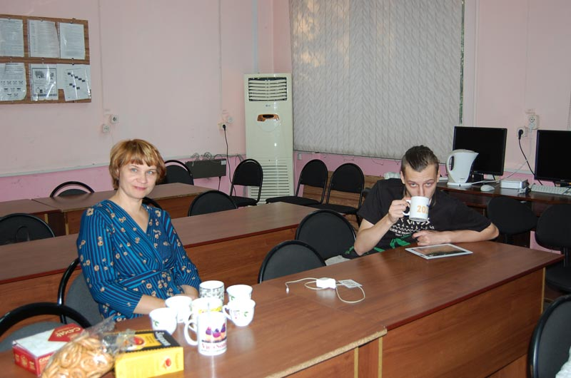 Наталья Александровна на турнире