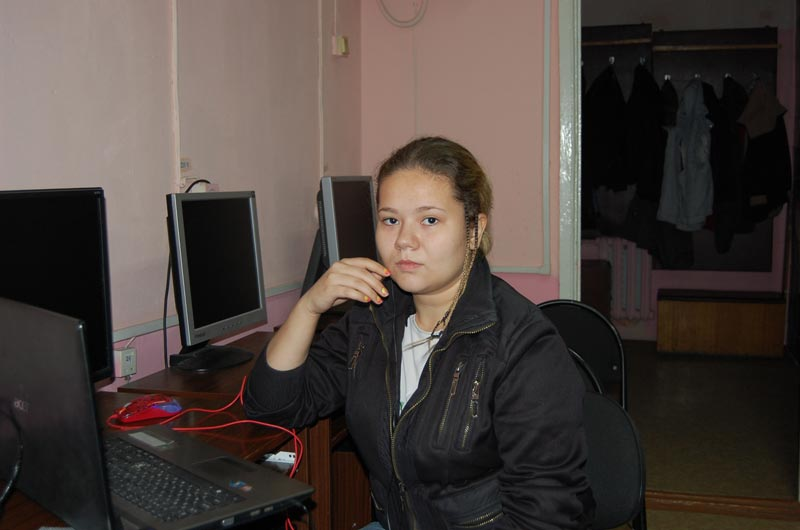 Нигматулина Ирина
