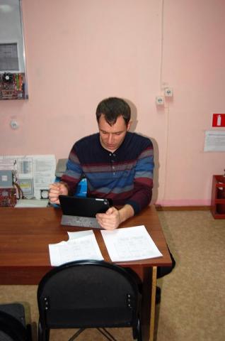 Бояркин Д.В. на турнире по ХС