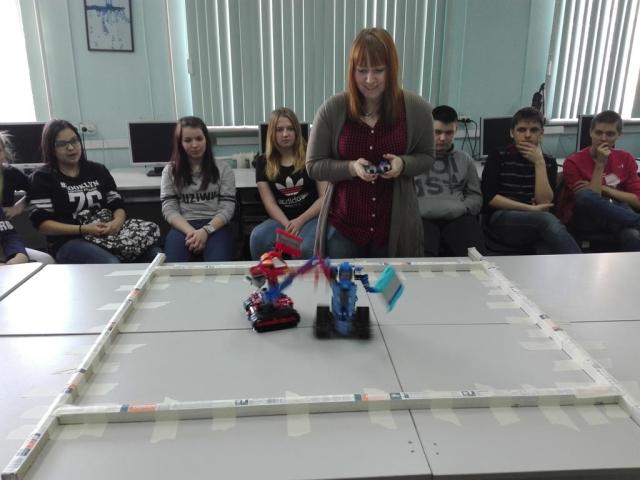 битва роботов 151 группа