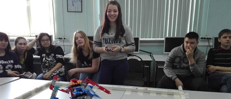 Битва роботов 151