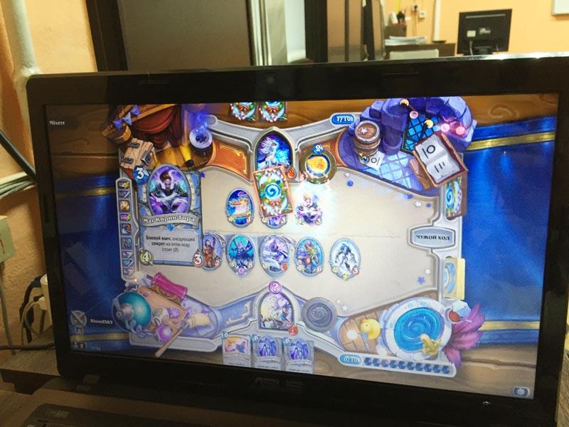Последняя игра турнира
