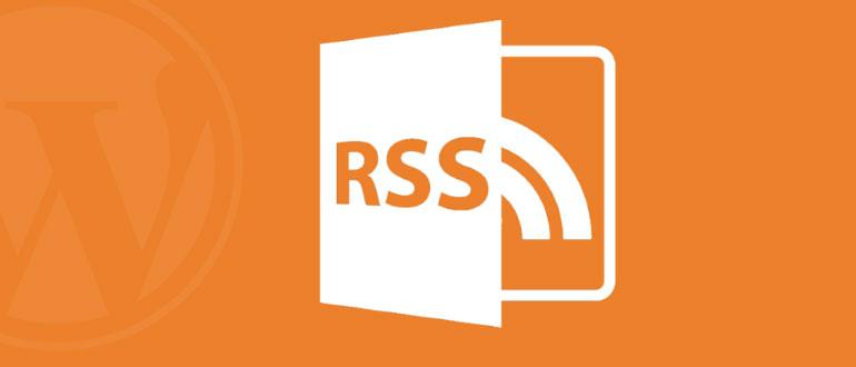 Как добавить RSS-ленту на Wordpress-сайт